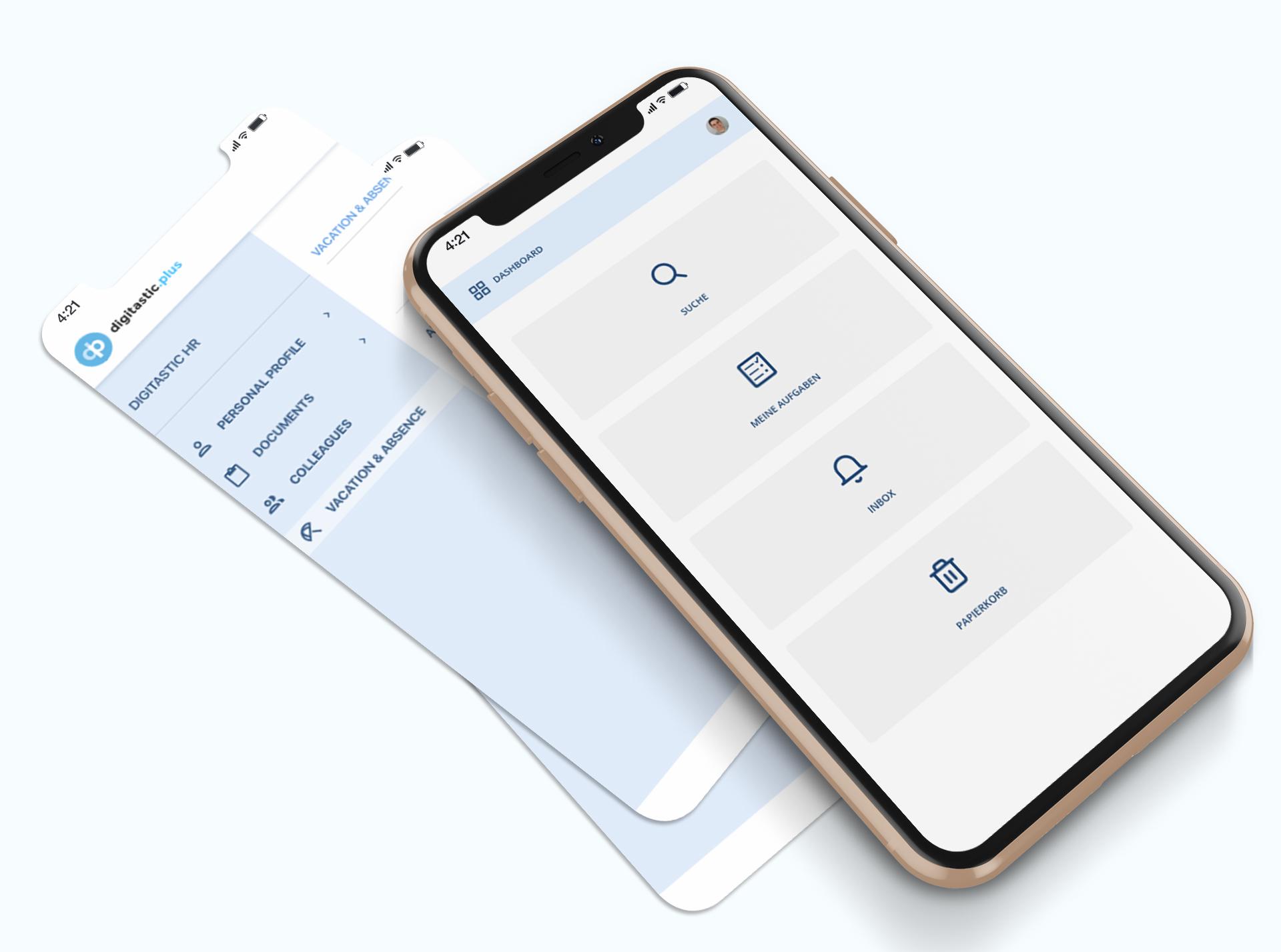 Smartphone mit Modulen