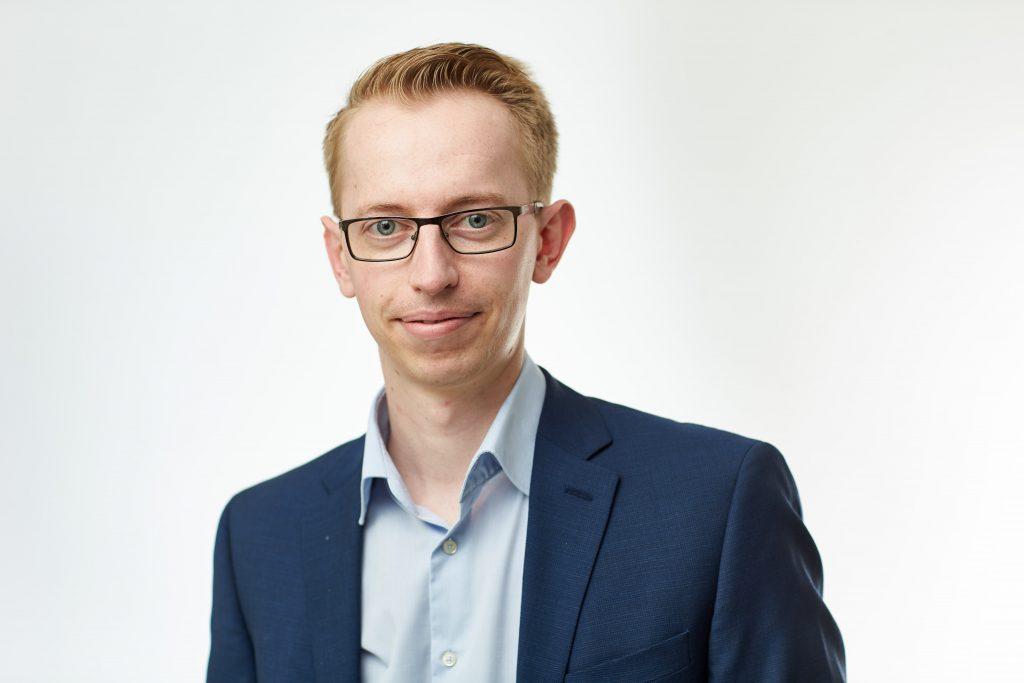 Tobias Pfauter Portrait
