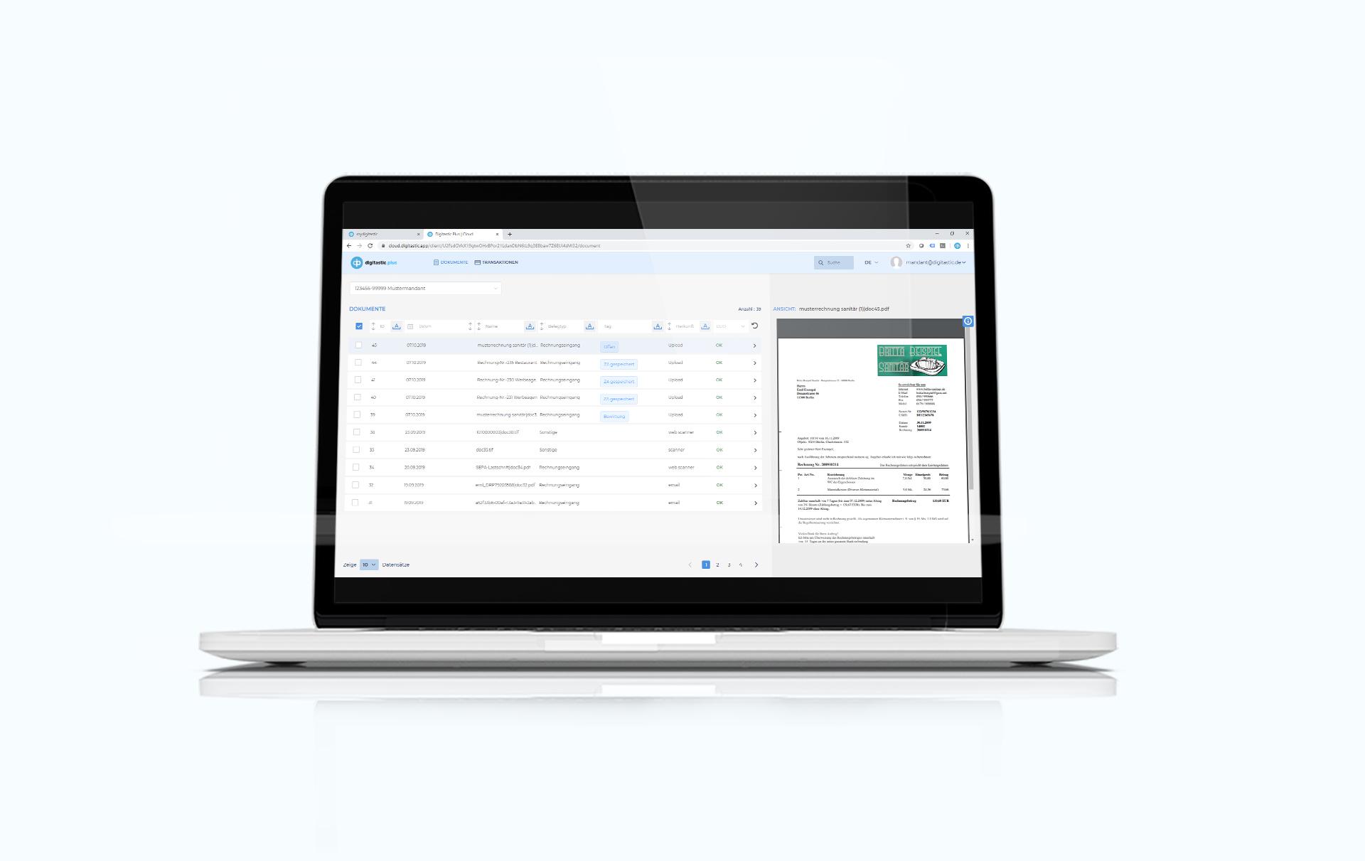 Imagebild Cloud & Pay Paket
